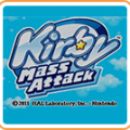 Kirby Mass Attack Game