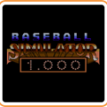Baseball Simulator 1000 Game