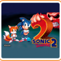 3D Sonic The Hedgehog 2 Game