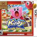 Kirby: Triple Deluxe Game