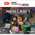 Minecraft: New Nintendo 3DS Edition Game